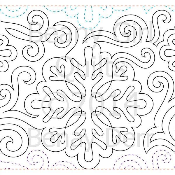 Dancing Snowflakes