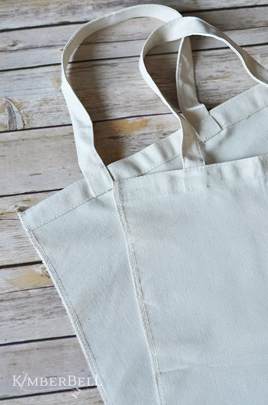 Canvas Tote Blank
