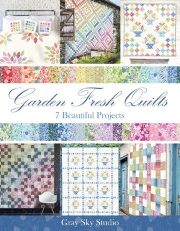 Garden Fresh Quilts Book