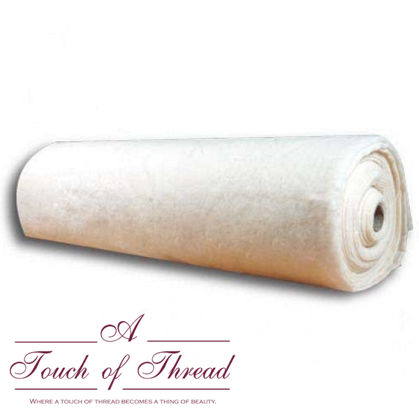 Hobbs 100% Bleached Cotton with Scrim - 96 x 30yds
