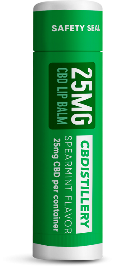 CBD Lip Balm - 25mg