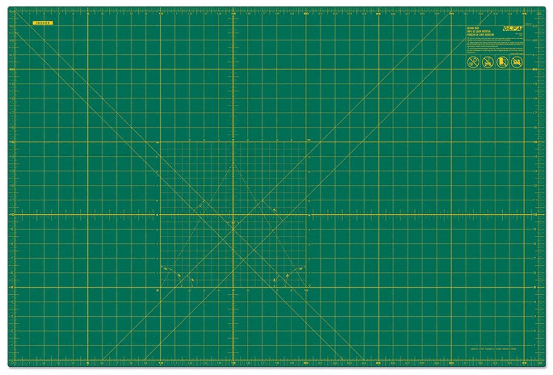Cutting Mat with Grid 24 x 36 - Olfa