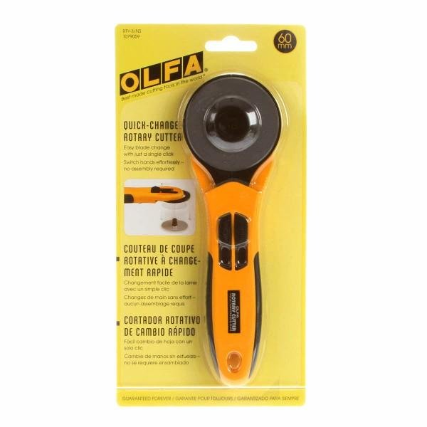 60mm Quick Change Rotary Cutter