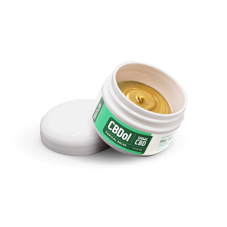 CBDol Topical - CBD Salve - 500mg