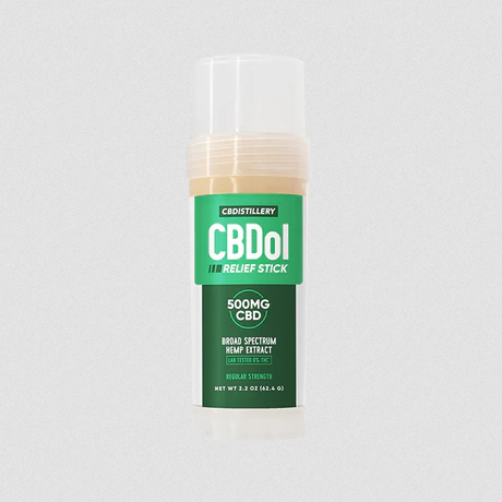 CBDol Relief Stick - 500mg