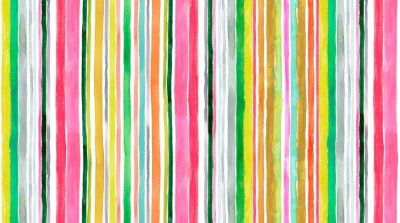 Water Stripe - Multi