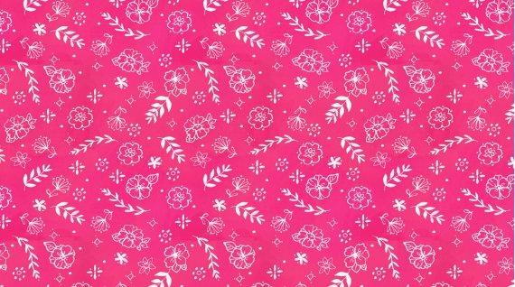 Flower Stamp - Rose
