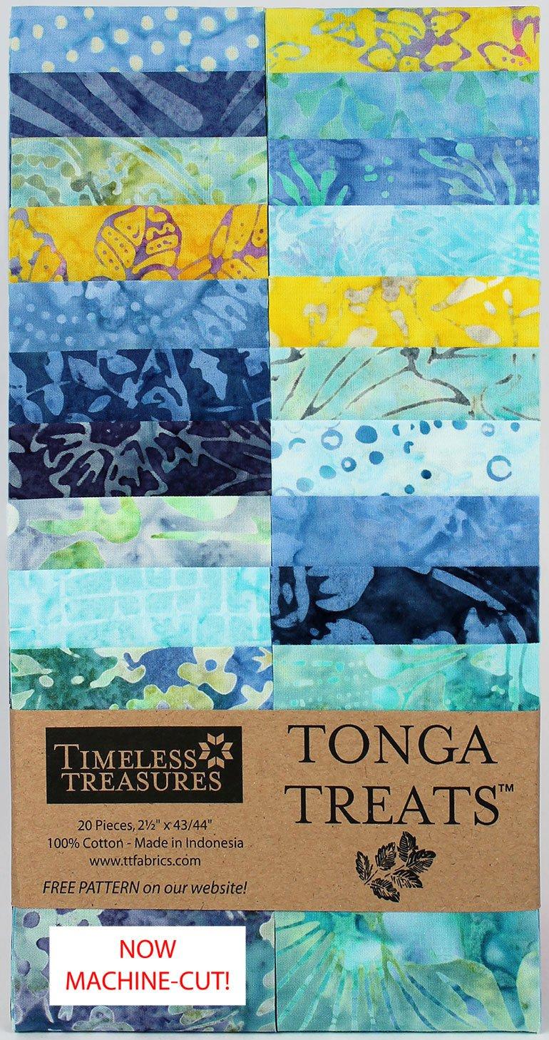 Tonga Treats - Angle Fish - 20pc - 2.5 x 43/44