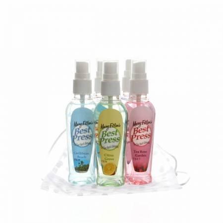 Best Press Spray Starch Gems 6 2oz Bottles In A Gift Bag *