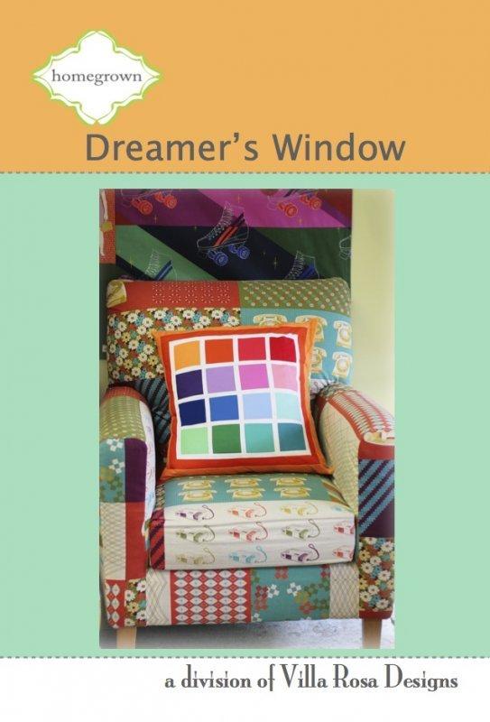 Homegrown Dreamers Window