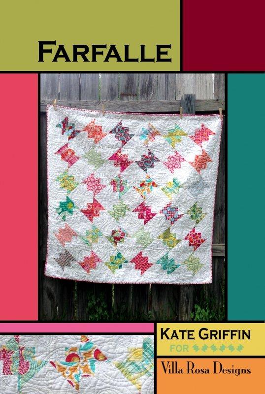 Farfalle Quilt Pattern (VRD)