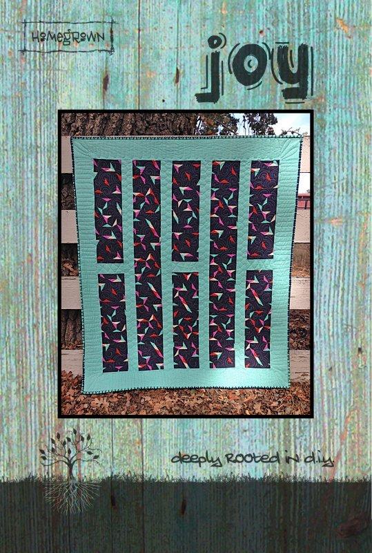 Joy Quilt Pattern (VRD)