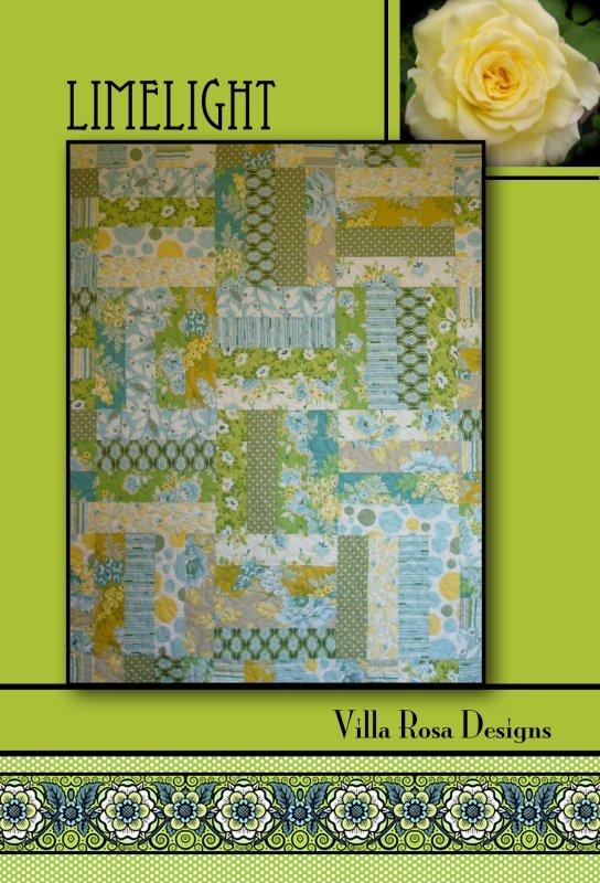 Limelight Quilt Pattern (VRD)