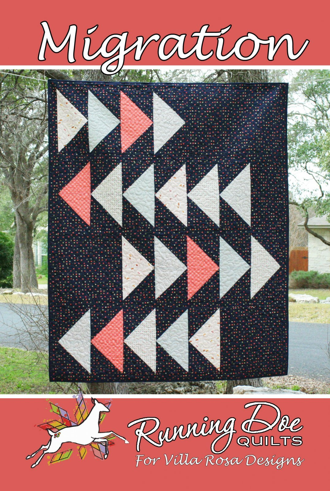 Migration Quilt Pattern (VRD)