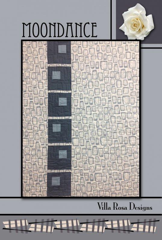 Moondance Quilt Pattern (VRD)