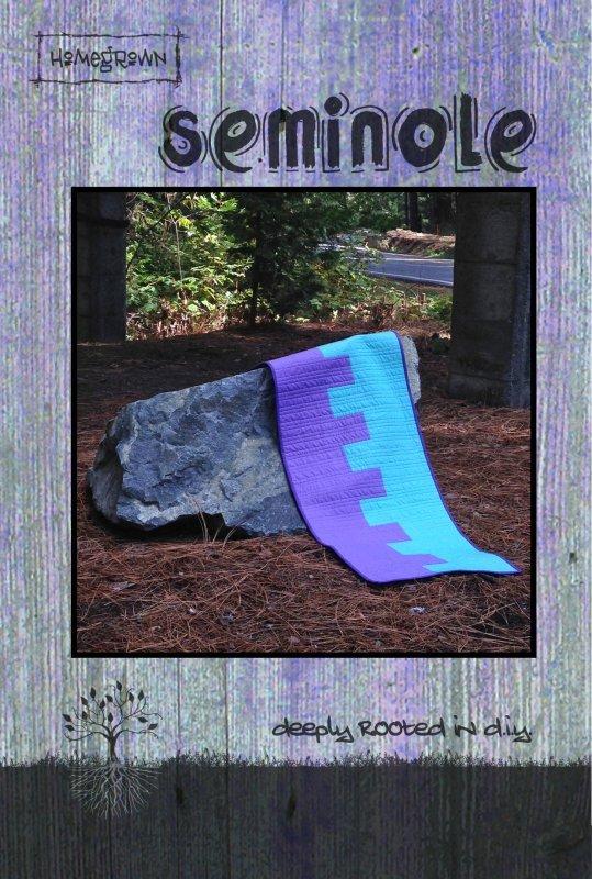 Seminole Quilt Pattern (VRD)