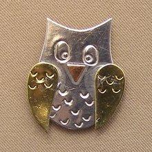 Puffin & Company Needle Nanny Owl