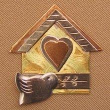 Puffin & Company Needle Nanny Birdhouse