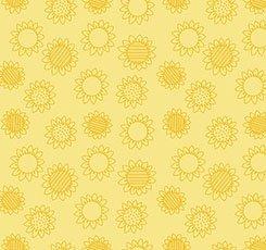 Patchwork Farms   Sunflower - Yellow  - QT