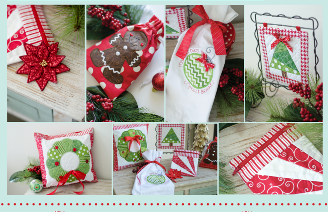 Christmas In July Party Favors.Kimberbell Merry And Bright Christmas