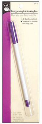 Disappearing Ink Pen Purple
