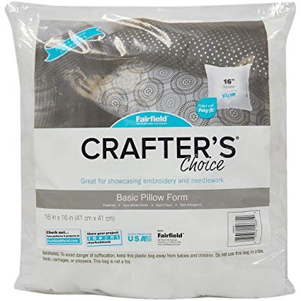 Crafter Pillow 20 Square