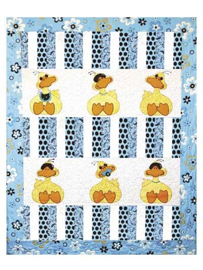 Just Ducky Pattern