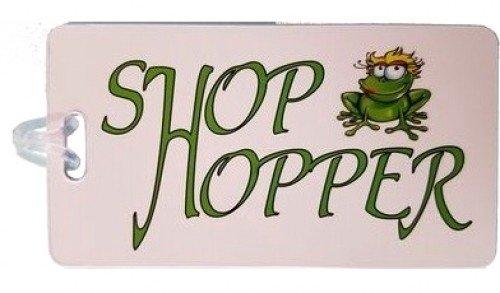 Luggage Tag Shop Hopper