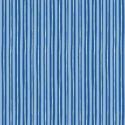 Kimberbell Basics  Little Stripe  - Blue  - Maywood Studio