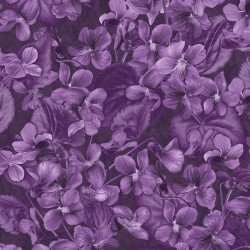 Arabellla- Tonal Violets (Violet Red)