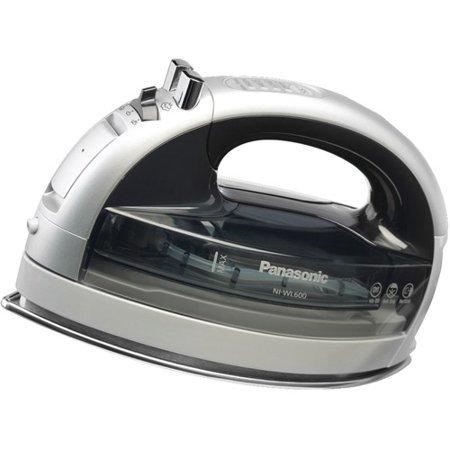 360 Freestyle Cordless Gray Ceramic Iron - Panasonic