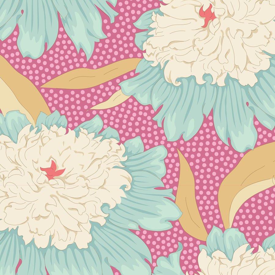 100301 Gardenlife - Bowl Peony - Pink