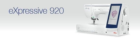 Elna eXpressive 920