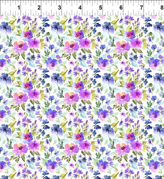 12GSH1 Watercolor Beauty - Glory - Purple