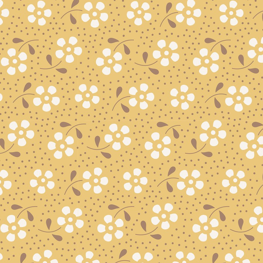 Tilda Basics: Meadow - Honey