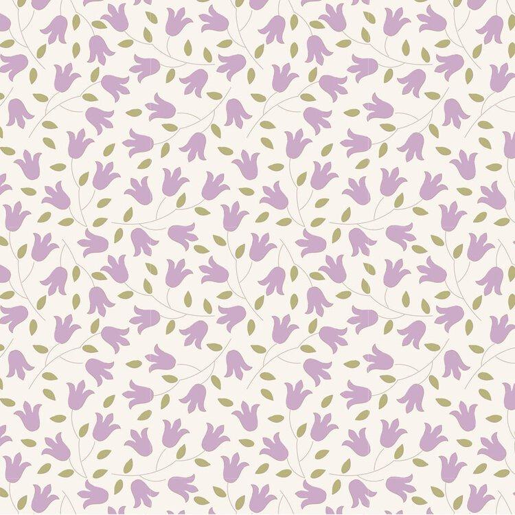 Tilda Basics: Sophie - Lilac
