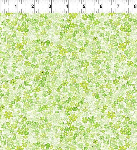 17GSH2 Watercolor Beauty - Daisy - Green