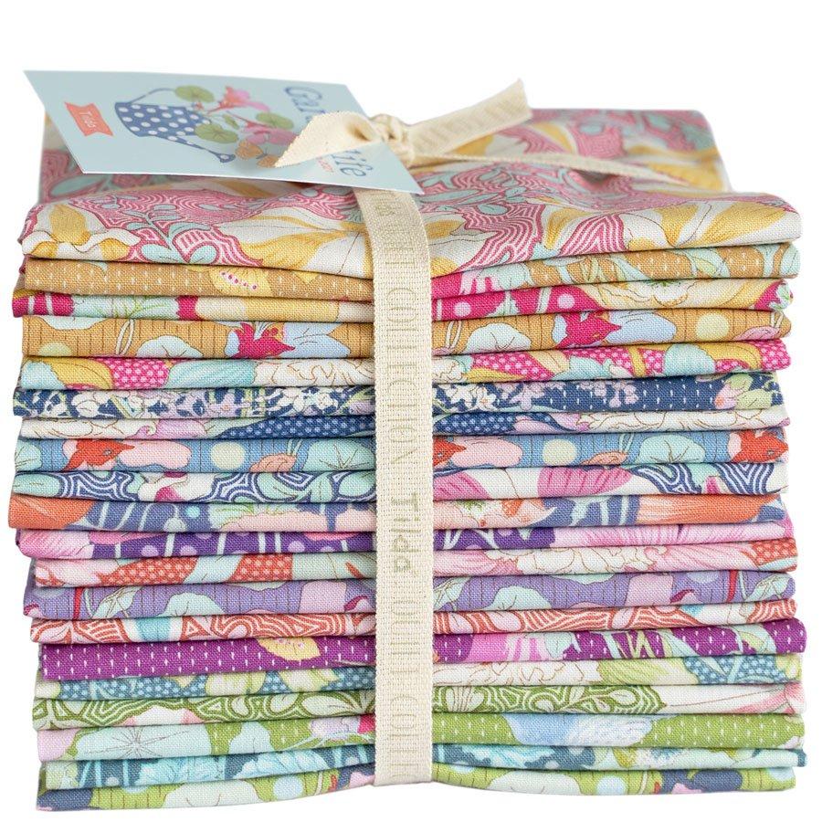 300100 Gardenlife - Fat Quarter Bundle 20 fabrics