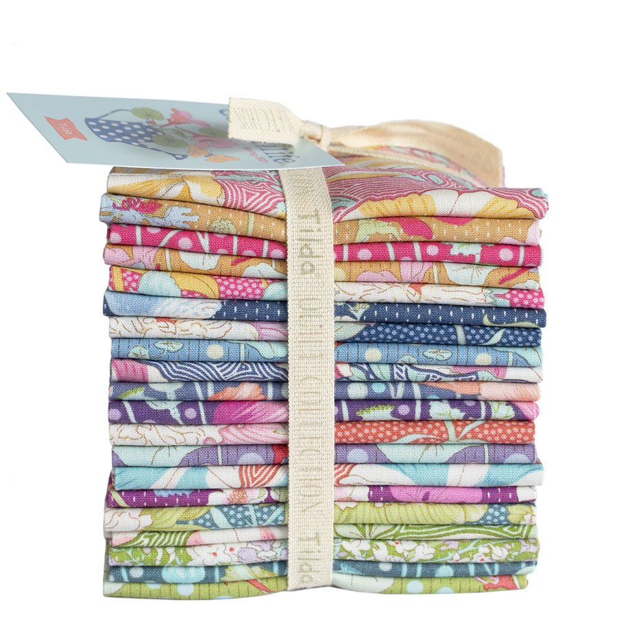 300101 Gardenlife - Fat Eighth Bundle 20 fabrics