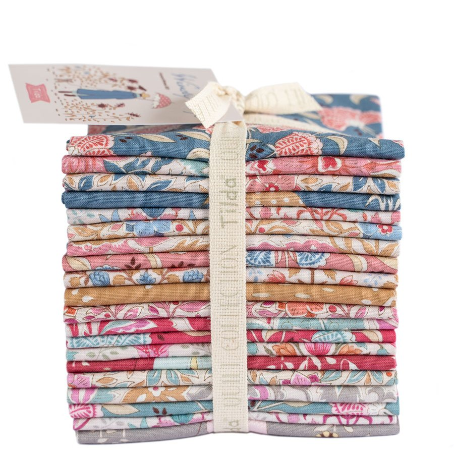 300119 - Windy Days Fat Eighth Bundle - 20 Fabrics