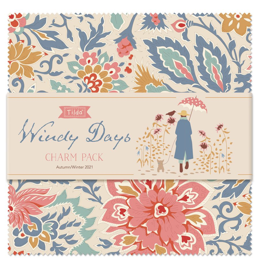 300120 - Windy Days Charm Pack