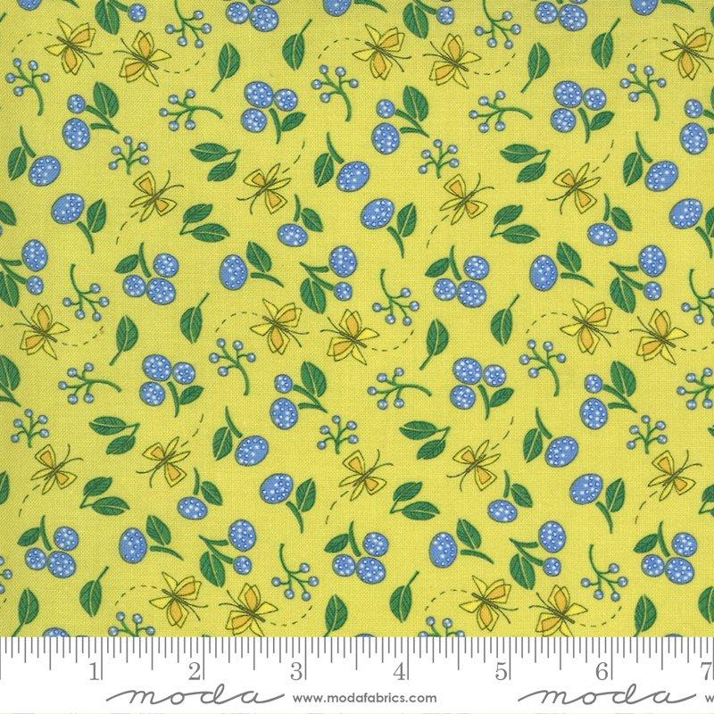 48693 12 Cottage Bleu Sunlit