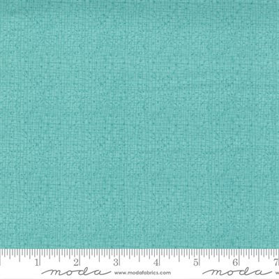 SEAFOAM - THATCHED 108 QUILT BACK BY ROBIN PICKENS FOR MODA