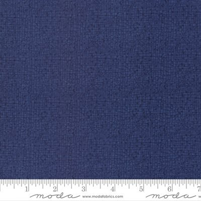 NAVY - THATCHED 108 QUILT BACK BY ROBIN PICKENS FOR MODA
