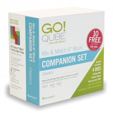 GO! Qube 6 Companion Set - Classics