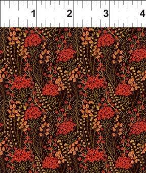 5GSG 1Garden Delights III Prairie Flowers - Red