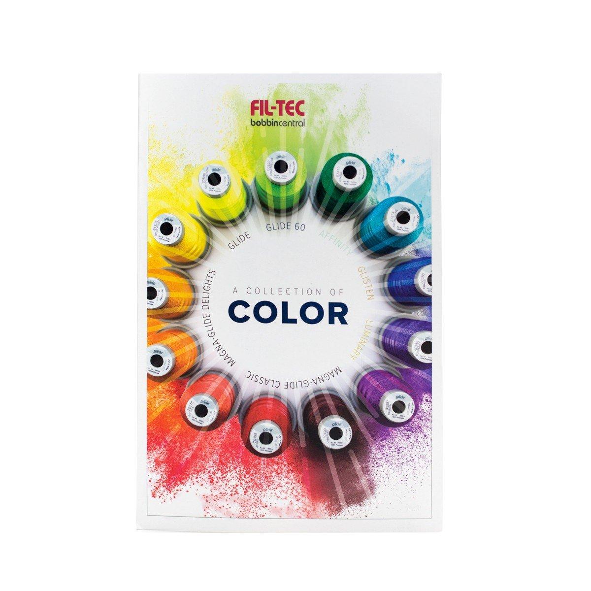 Colour Card - Glide