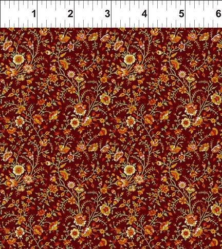 8GSG 1 Garden Delights III Delicate Blooms - Red