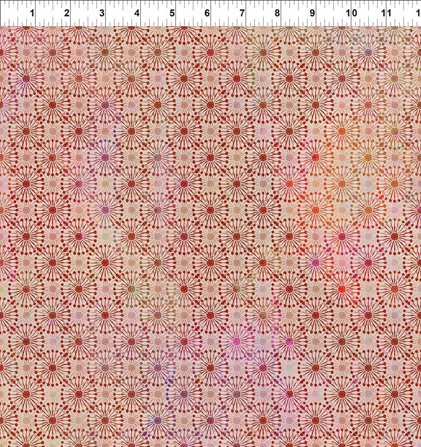 8HVN-1 Haven - Dandy - Multi by Jason Yenter for In The Beginning Fabric