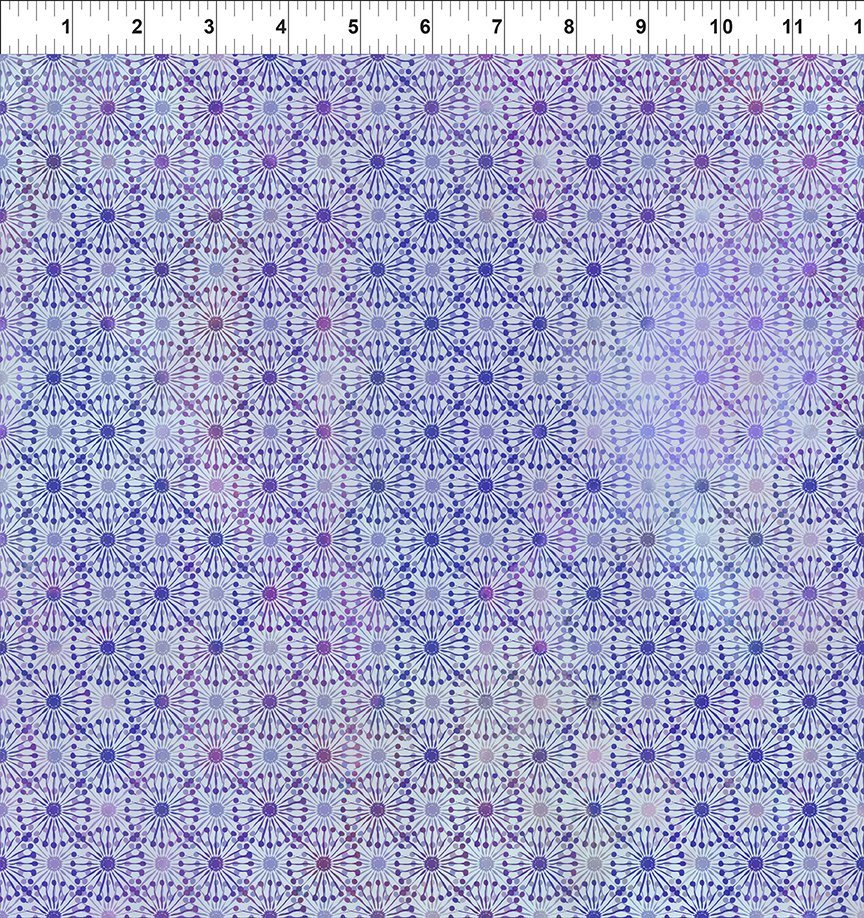 8HVN-3 Haven - Dandy - Purple by Jason Yenter for In The Beginning Fabric - copy